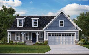 Keaton - Villages At Brookside: Mc Cordsville, Indiana - Fischer Homes