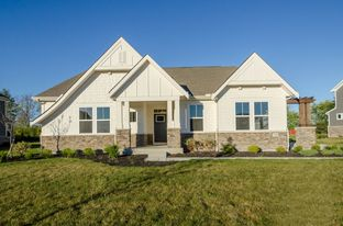 Bayberry - Grand Pointe at North Orange: Delaware, Ohio - Fischer Homes