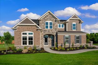 Bradford - Grand Pointe at North Orange: Delaware, Ohio - Fischer Homes