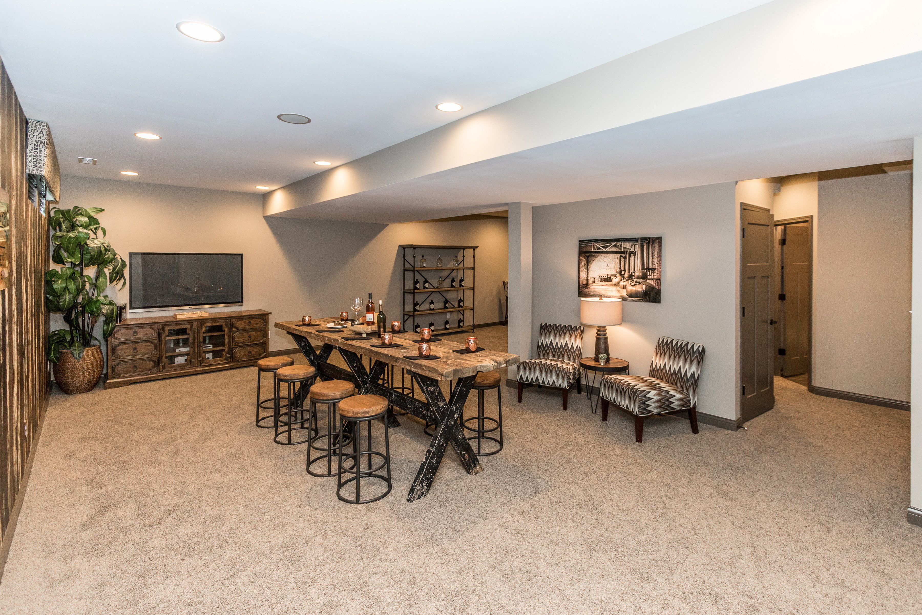 Living Area featured in the Bradford By Fischer Homes  in Cincinnati, KY