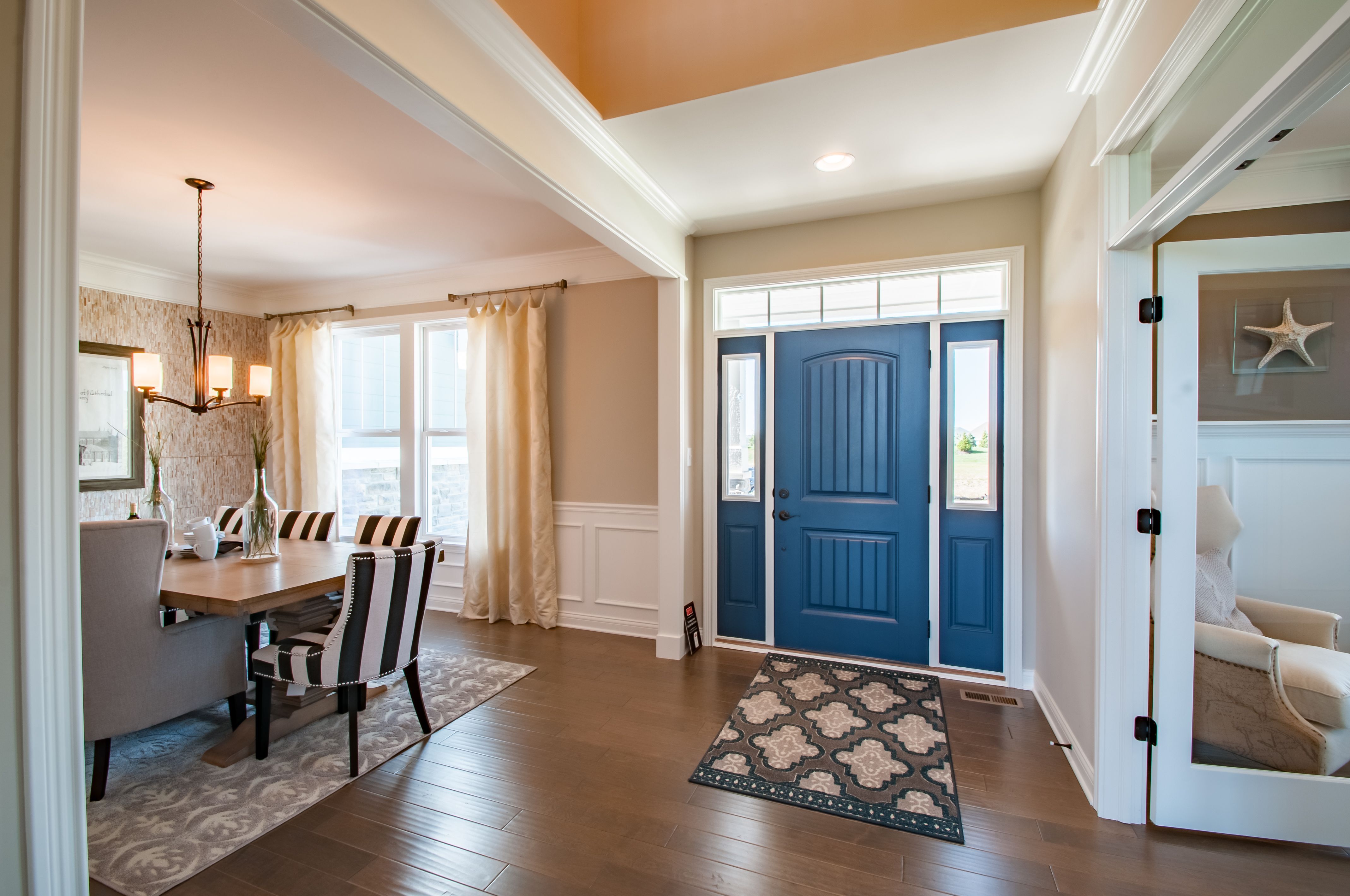 Living Area featured in the Stanton By Fischer Homes  in Indianapolis, IN
