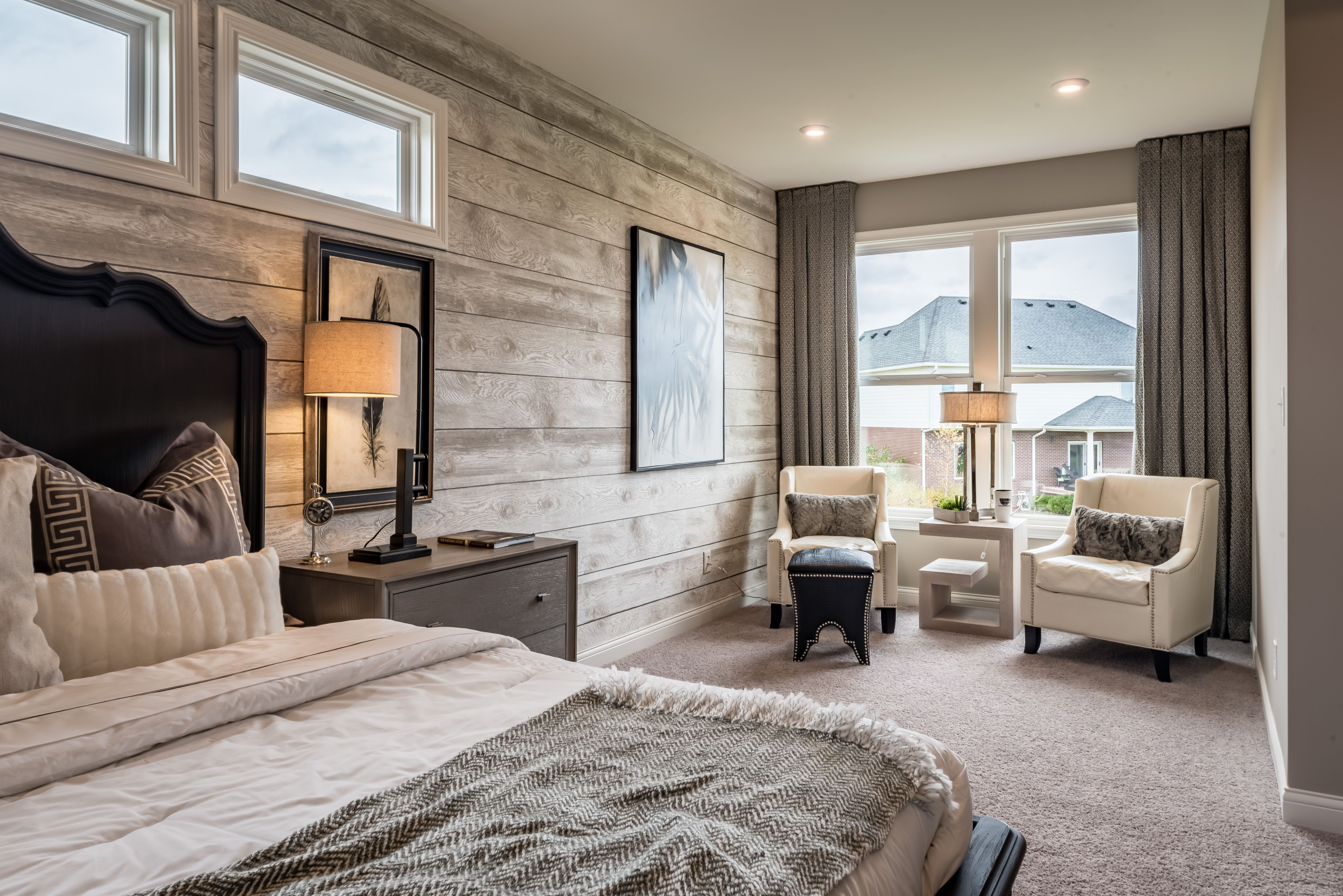 Bedroom featured in the Clay By Fischer Homes  in Indianapolis, IN