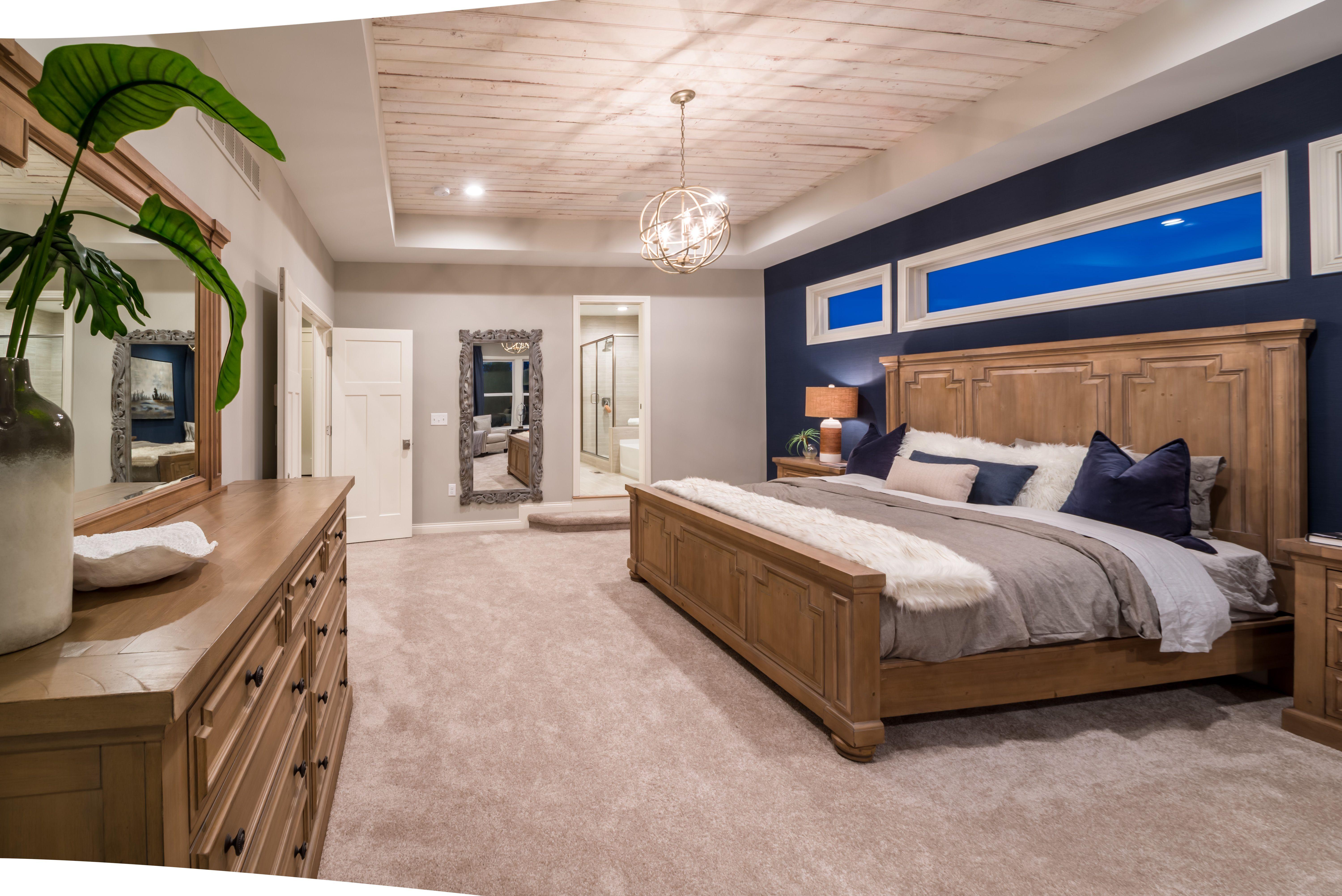 Bedroom featured in the Clay By Fischer Homes  in Cincinnati, KY