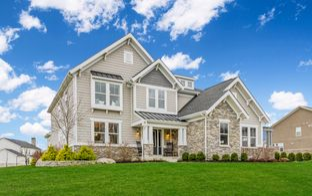 Marshall - Northstar: Sunbury, Ohio - Fischer Homes