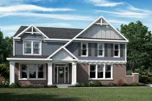 Andover - Ballyshannon: Union, Ohio - Fischer Homes