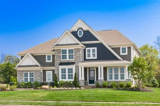 Paxton - Legacy Ridge: West Chester, Ohio - Fischer Homes