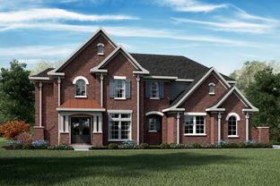 Allerton - Chatham Brook at Chatham Hills: Sheridan, Indiana - Fischer Homes