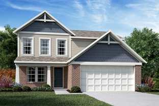 Wesley - Darlington Creek: Alexandria, Ohio - Fischer Homes