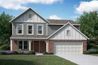 Greenbriar - Darlington Creek: Alexandria, Ohio - Fischer Homes