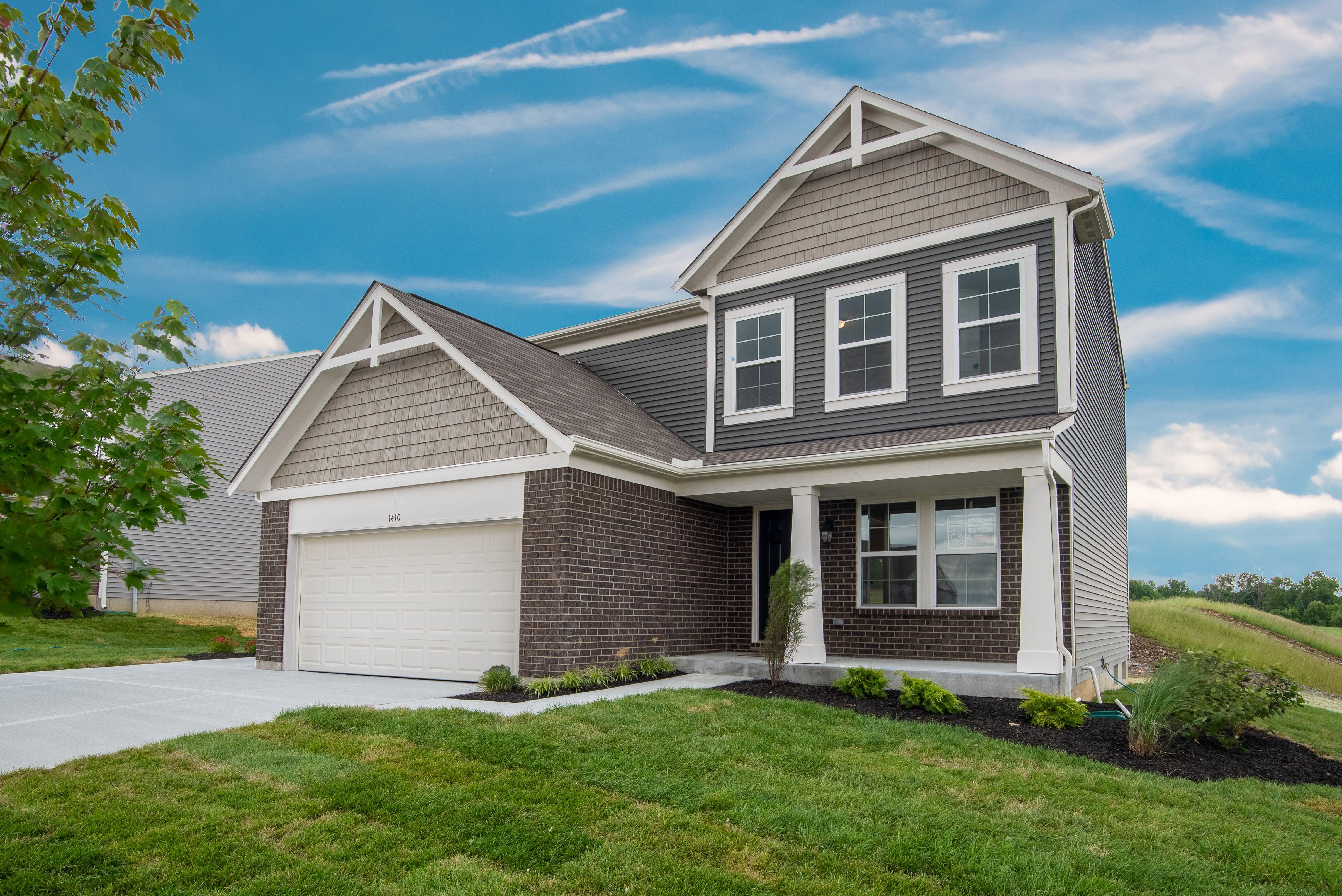 'Meadow Glen' by Fischer Homes  in Cincinnati