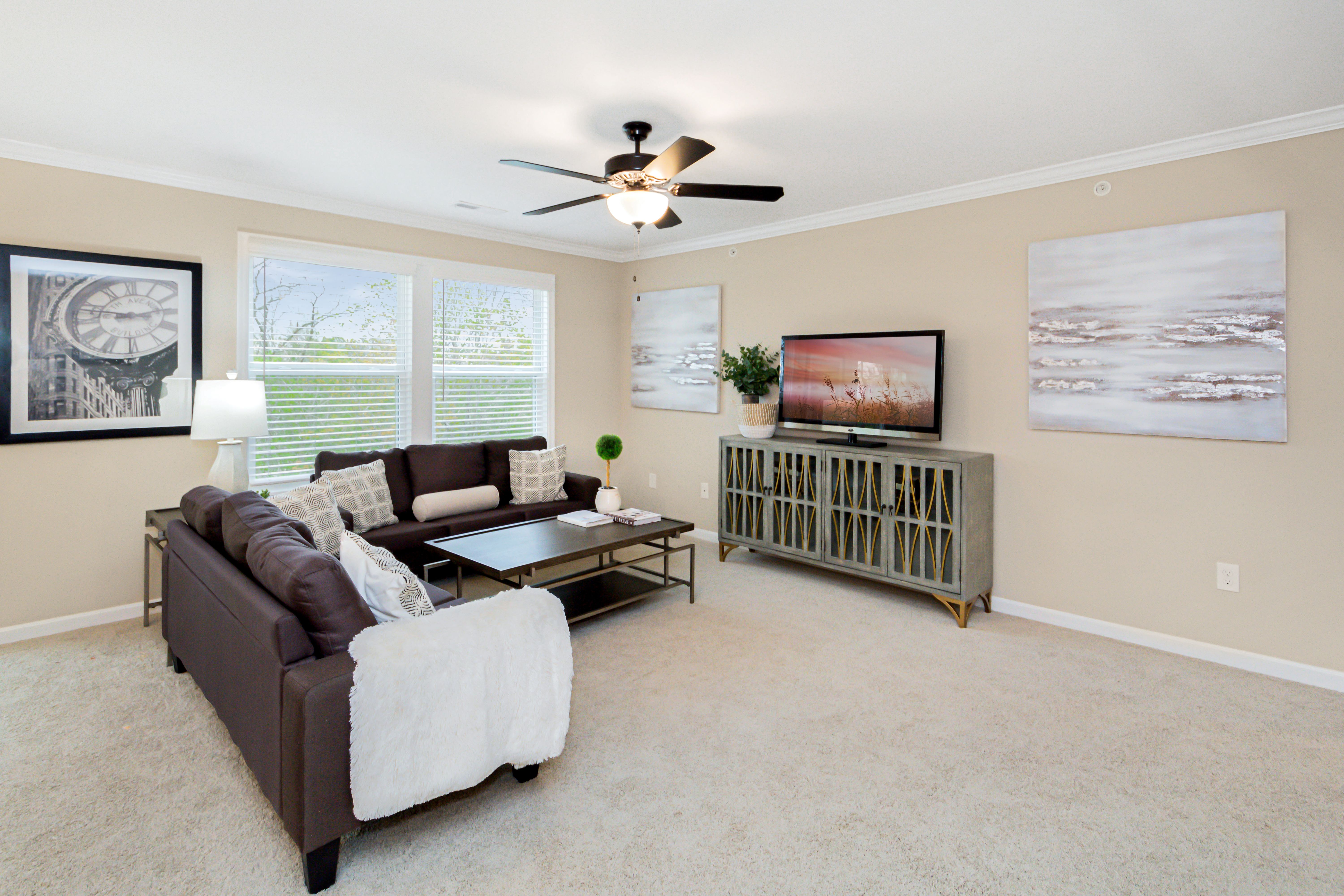 Bedroom featured in the Hayward - B By Fischer Homes  in Dayton-Springfield, OH
