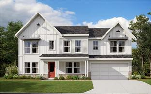 Foster - Springbrook Estates: Powder Springs, Georgia - Fischer Homes