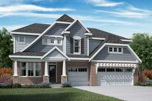Mitchell - Triple Crown - Citations & Monarchos: Union, Ohio - Fischer Homes