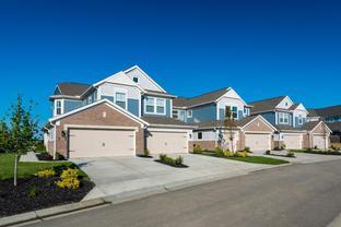 Baypoint II - Waterside at Settler's Walk: Springboro, Ohio - Fischer Homes