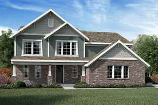 Avery - Triple Crown - Bridlegate: Union, Ohio - Fischer Homes