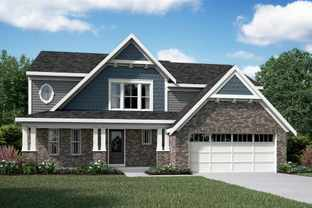 Avery - The Reserve of Parkside: Alexandria, Ohio - Fischer Homes
