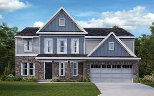 Wyatt - The Reserve of Parkside: Alexandria, Ohio - Fischer Homes