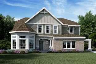 Bradford - Ballyshannon: Union, Ohio - Fischer Homes