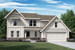 Avery - Landings at Sugarcreek: Bellbrook, Ohio - Fischer Homes
