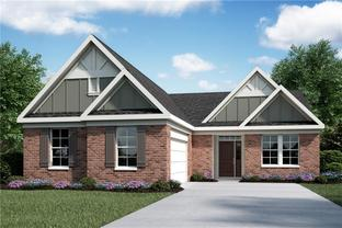 Winthrop - Nottingham at The Villages of Oak Manor: Westfield, Indiana - Fischer Homes