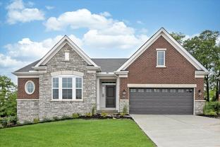 Bayberry - Legacy Ridge: West Chester, Ohio - Fischer Homes