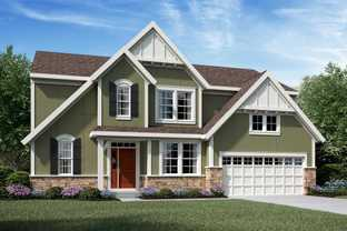 Mitchell - Reserve at Meadowood: Crescent Springs, Ohio - Fischer Homes