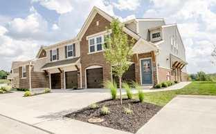 Saybrook - The Shire At Arcadia: Alexandria, Ohio - Fischer Homes