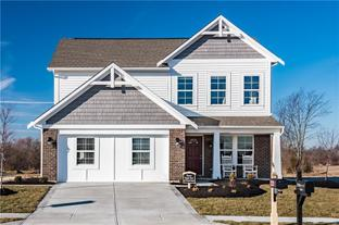 Wesley - The Settlement: Plainfield, Indiana - Fischer Homes