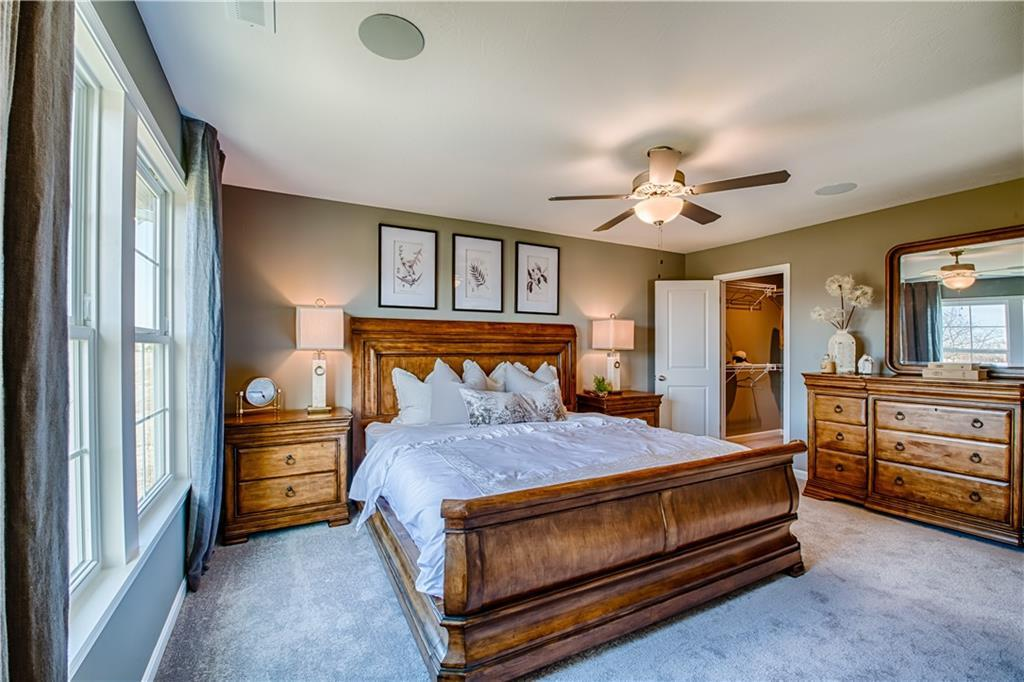 Bedroom featured in the Wesley By Fischer Homes  in Indianapolis, IN
