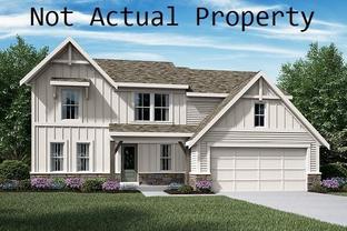 Avery - Adena Pointe: Marysville, Ohio - Fischer Homes