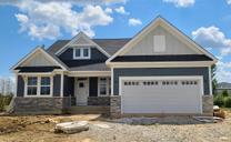 Grand Pointe at North Orange by Fischer Homes in Columbus Ohio
