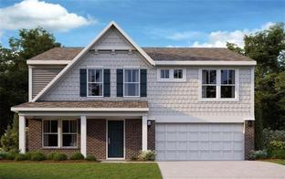 Jensen - The Settlement: Plainfield, Indiana - Fischer Homes