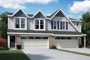 Hudson - The Reserve of Parkside: Alexandria, Ohio - Fischer Homes