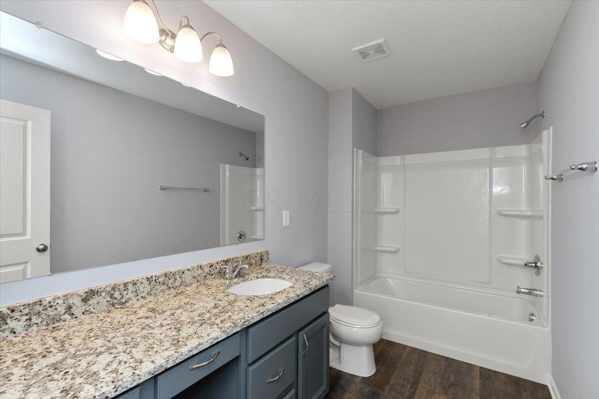 Bathroom featured in the Calvin By Fischer Homes  in Columbus, OH