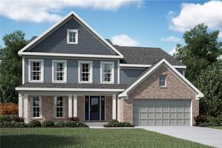 Blair - Glen Ridge Estates: Indianapolis, Indiana - Fischer Homes