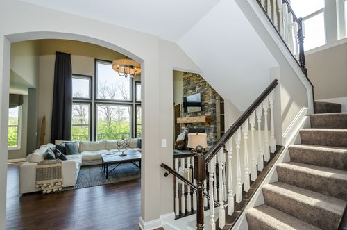 Stairway-in-Mitchell-at-West Oaks-in-Acworth
