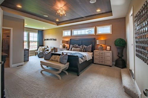 Bedroom-in-Clay-at-Renaissance - Patio Homes-in-Franklin