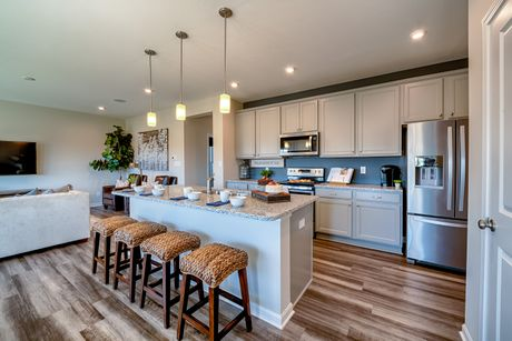 Kitchen-in-Wesley-at-Villages At Brookside-in-Mc Cordsville