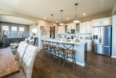 Kitchen-in-Grandin-at-Villages At Brookside-in-Mc Cordsville