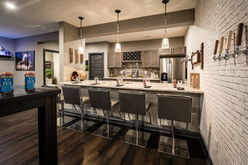 Kitchen-in-Marshall-at-Summerwood Lakes-in-Galena