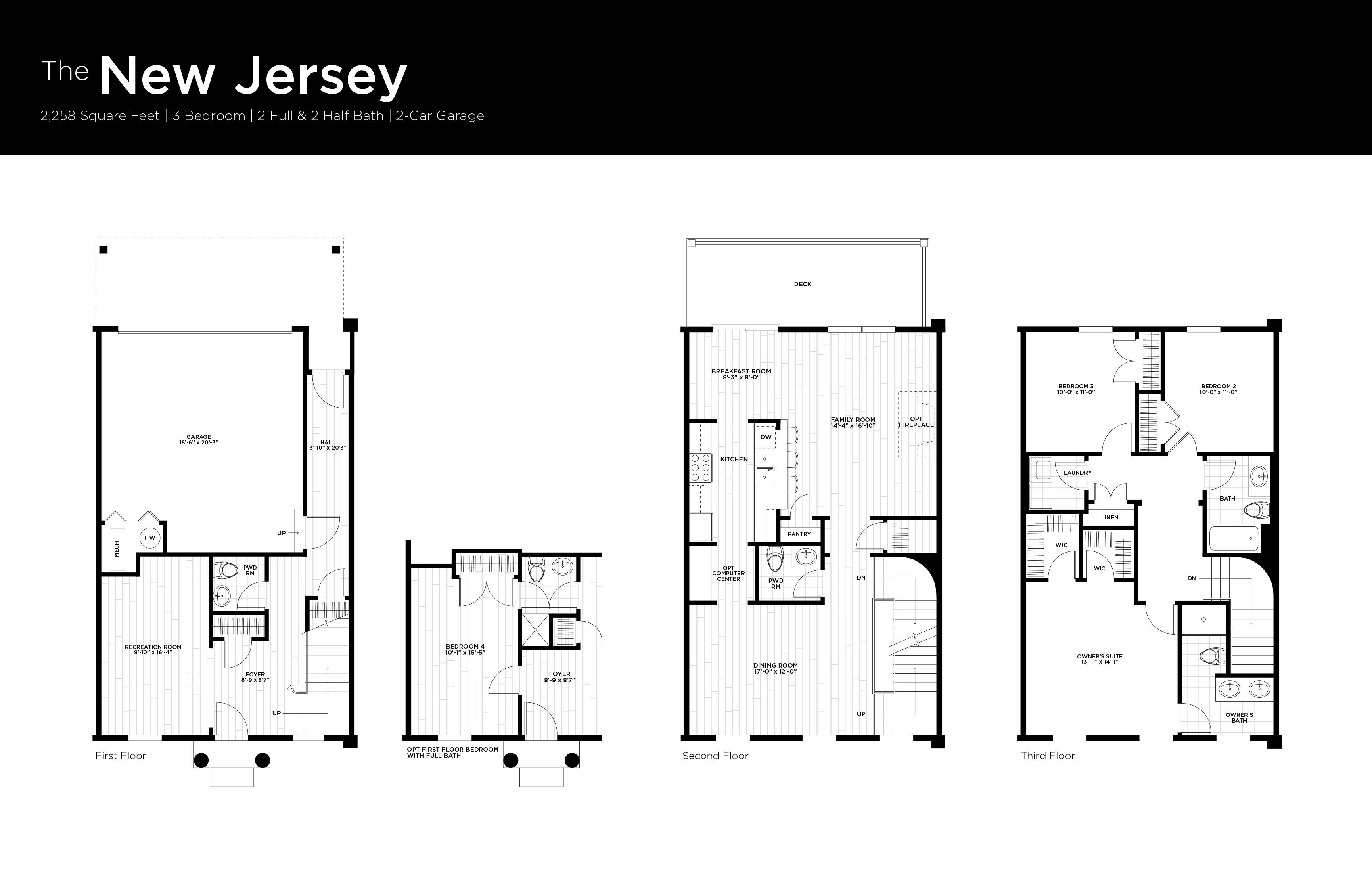 The New Jersey Plan, Wood Ridge, New Jersey 07075 - The New Jersey ...