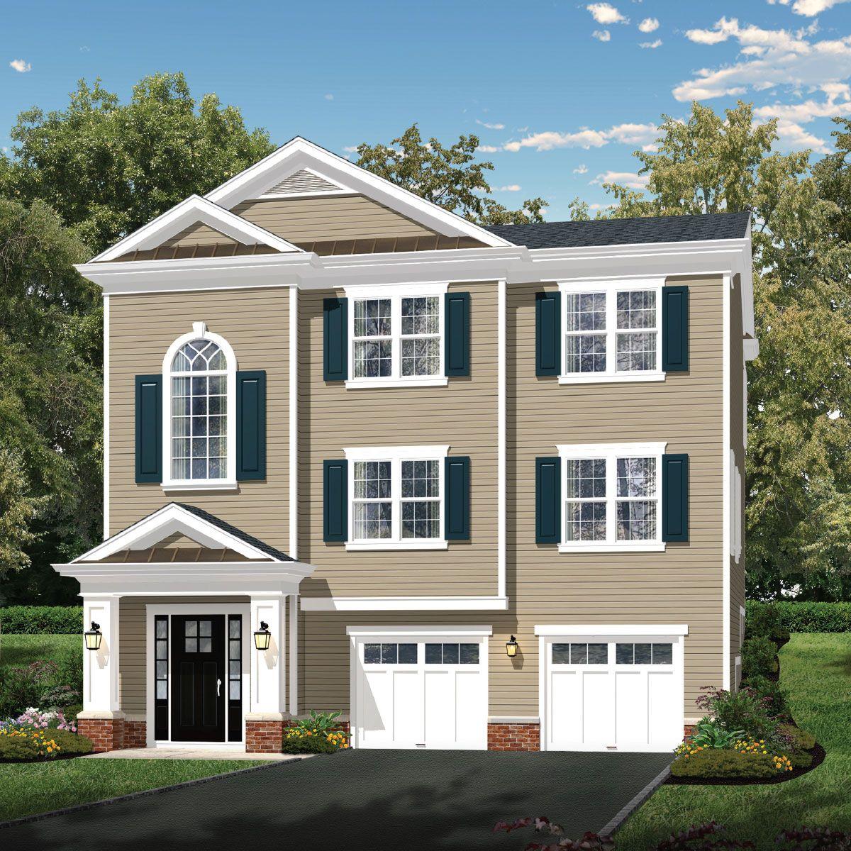 Luxury Home Builders Nj: New Homes In Bergen County, NJ