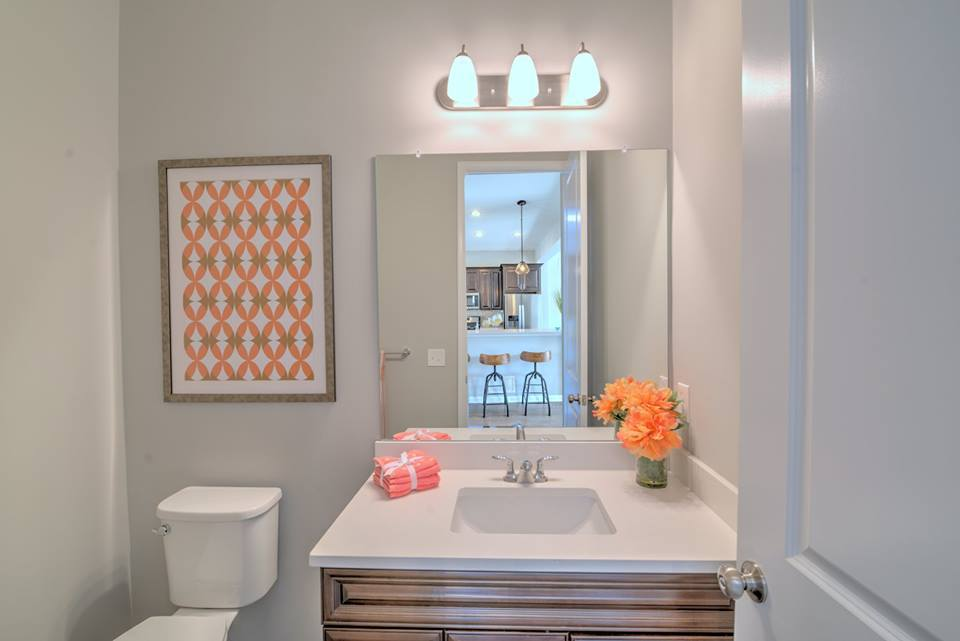 Bathroom featured in The Carolina By Wright Place Wesmont Station in Bergen County, NJ