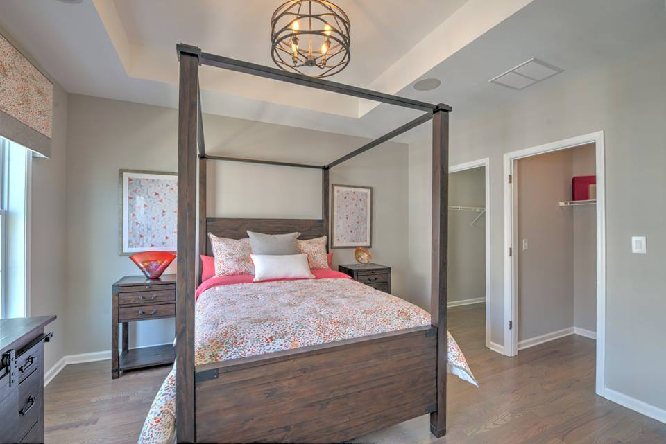 Bedroom featured in The Carolina By Wright Place Wesmont Station in Bergen County, NJ