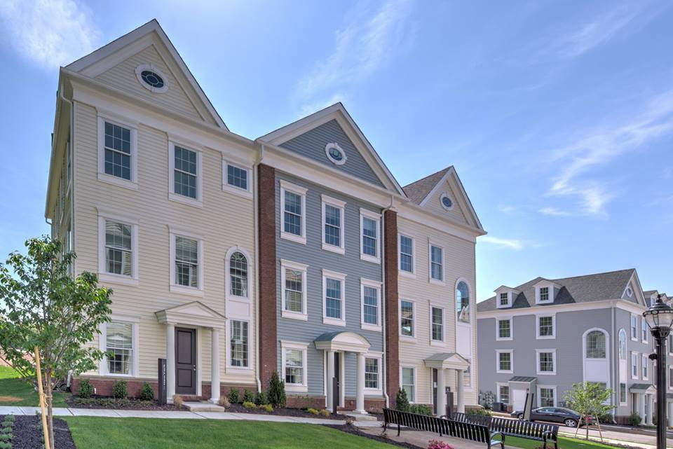Exterior featured in The New Jersey By Wright Place Wesmont Station in Bergen County, NJ
