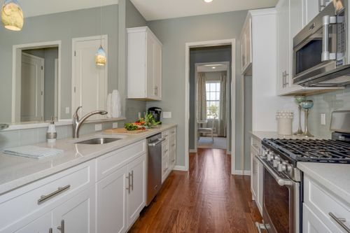 Kitchen-in-The New Jersey-at-Wright Place Wesmont Station-in-Wood Ridge