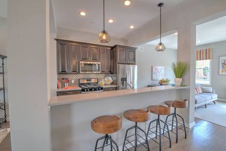 Kitchen-in-The Carolina-at-Wright Place Wesmont Station-in-Wood Ridge