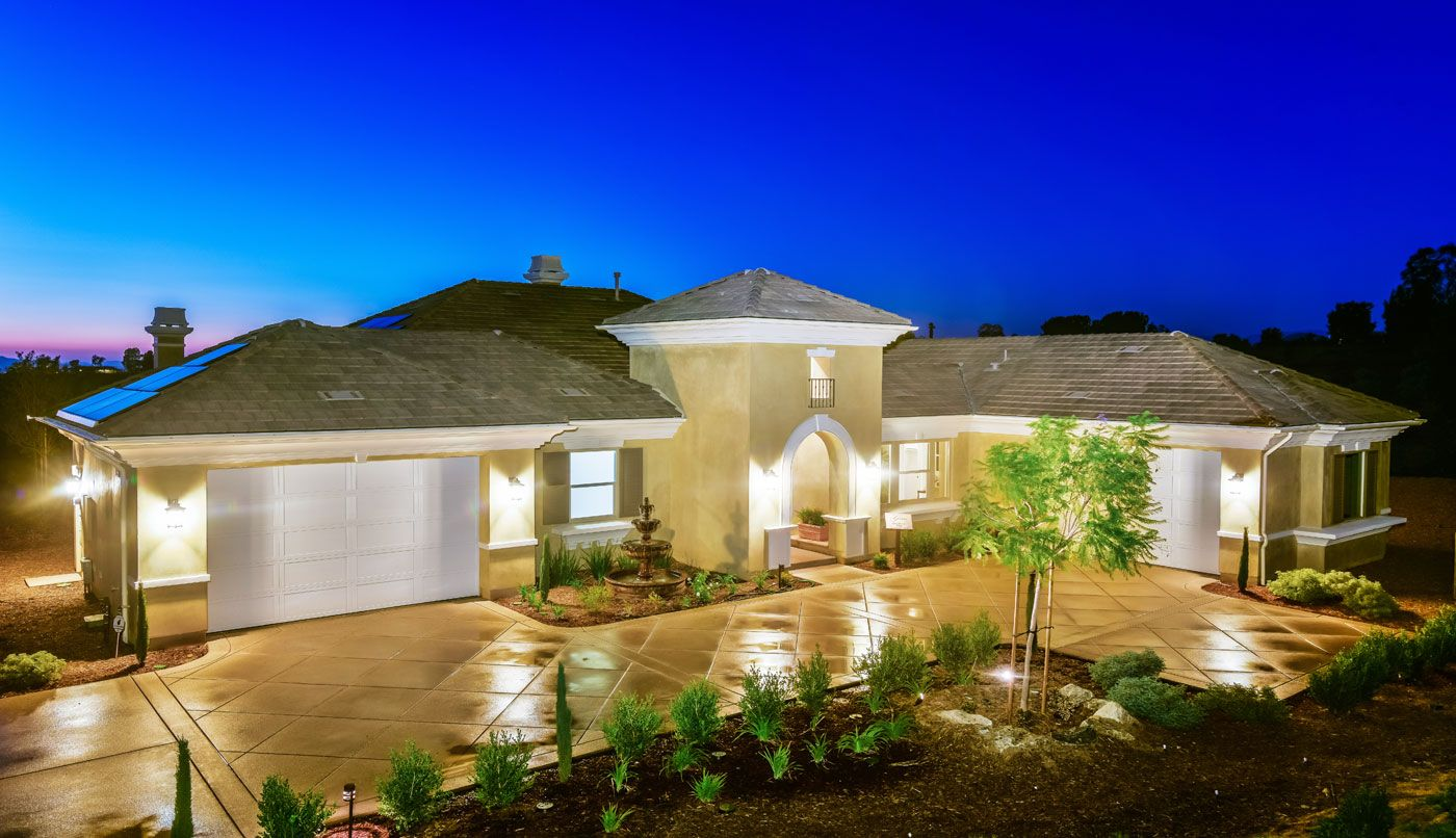 Exterior featured in the Residence One By Fleming Communities  in Riverside-San Bernardino, CA