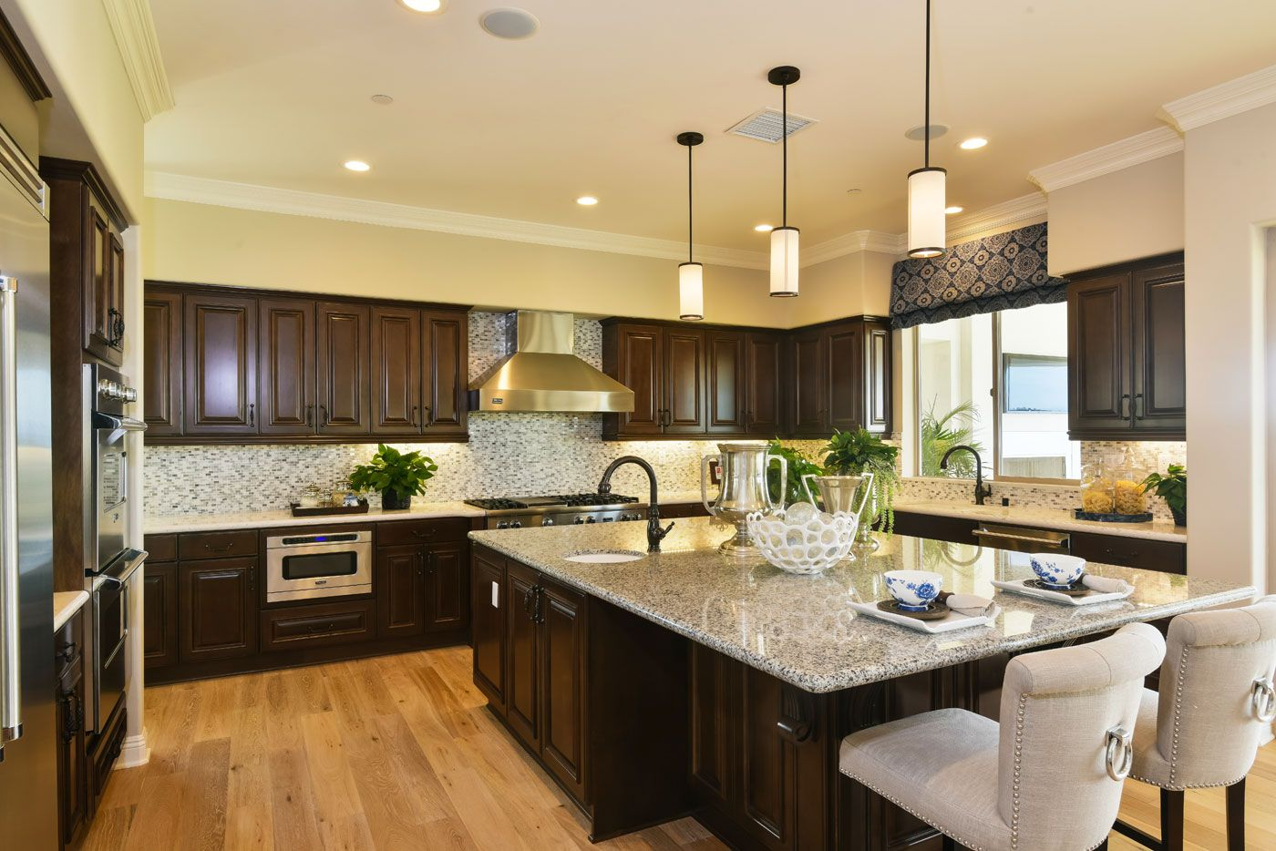 Kitchen featured in the Residence Three  By Fleming Communities  in Riverside-San Bernardino, CA