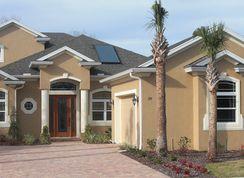 MARIA w/ Bonus Room. Certified Green home - Florida Green Construction: Palm Coast, Florida - Florida Green Construction